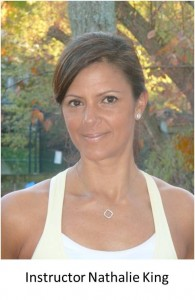 Bikini Body Bootcamp instructor Nathalie King