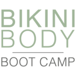 Bikini Body Bootcamp at Evolutions logo