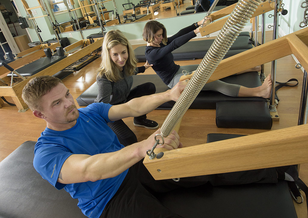 Power Pilates Teacher Training Evolutions Annapolis