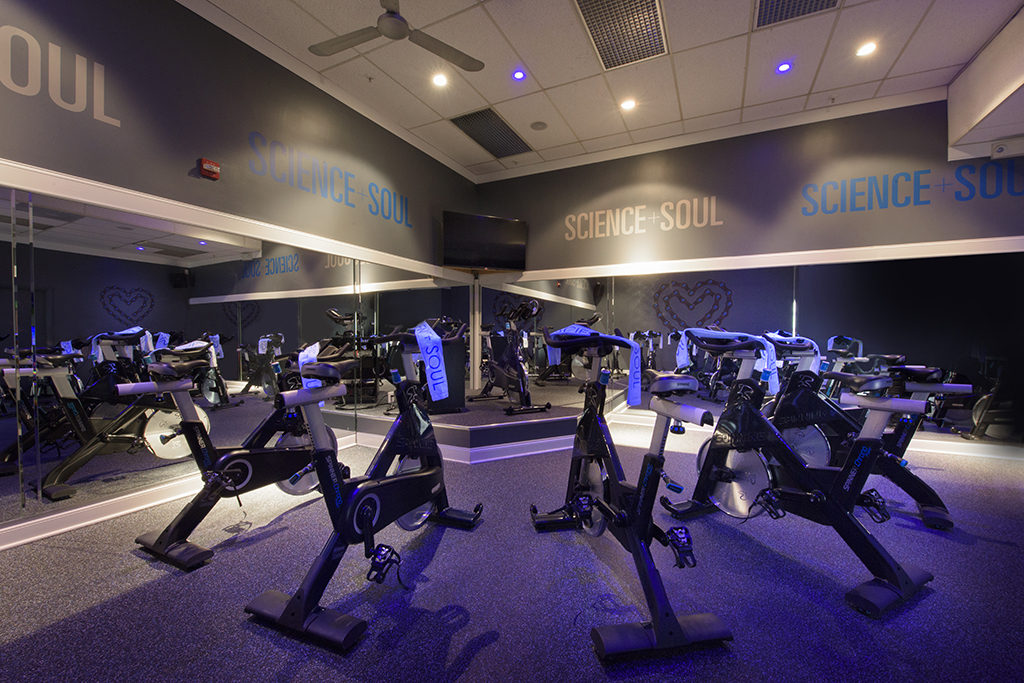 Cycle Spin Classes at Evolutions Annapolis