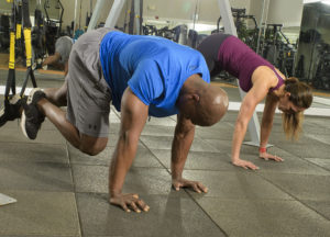 TRX classes at Evolutions Annapolis