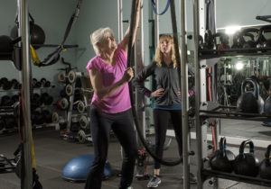 Private Training at Evolutions Annapolis Health Club