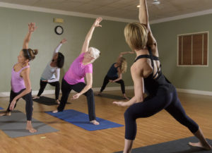 Yoga Studio in Annapolis Vinyasa Yin-Based