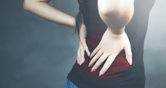 Piriformis Syndrome in the lower back